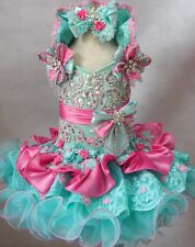 Infant/toddler/kids/baby/children Gliz Girl's Pageant/prom Dress Size 2T B002