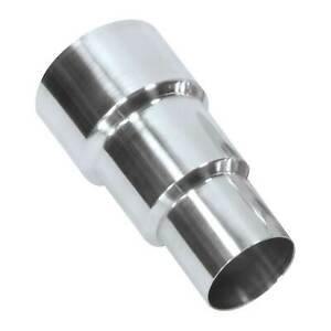 E-Tech 6 Step Universal Stainless Steel Car Exhaust Pipe Reducer / Sleeve