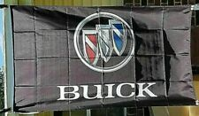 Advertising Buick Logo Flag 3'x5' Vehicle Car Chevy Make Banner Sign