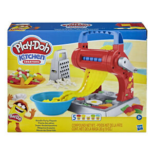 Play-Doh Noodle Party  Kitchen Creations Play Set