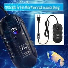 Mini Auto 200W Aquarium Heater Fish Tank LED Digital Adjustable Thermostat Safe