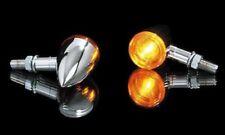 Shin Yo Clignotants Bullet Light, aluminium, chrome, universal, Shin Yo