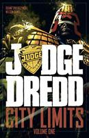 Judge Dredd: City Limits, Very Good Condition Book, Swierczynski, Duane, ISBN 16