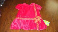 NWT NEW BOUTIQUE AGATHA RUIZ DE LA PRADA BEBE 24M 24 MONTHS PINK DRESS