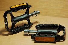 Wellgo M111 M-111 MTB Bike Pedals Black