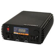 Sunforce Pure Sine Wave Inverter Remote Control Car Camp Power Rv Outlets Truck