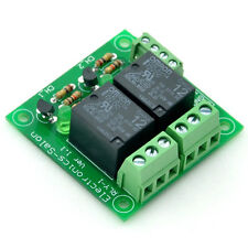 Two Relay Module,Board, for 8051, AVR, PIC Project, 12V