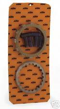 NEW KTM 200 SX EXC XC XCW CLUTCH PLATES & SPRING KIT    50332011210