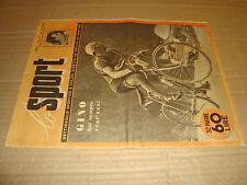 LO SPORT ANNO I^ NR.12 - 26 LUGLIO 1951 BUONO/OTTIMO GINO BARTALI/DUILIO LOY