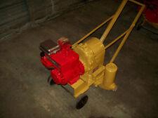 3 1/2 HP GASOLINE CHE DEWATERING PUMP WATER PUMP BRIGGS & STRATON MOTOR