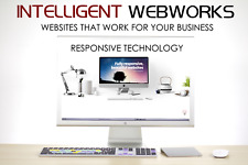 Custom Business Websites, SEO, plus 12 months of free hosting