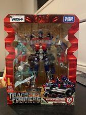 Takara Transformers Revenge Fallen ROTF Movie RA-24 Leader Buster Optimus Prime