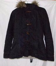 Abercrombie & Fitch Women's Sentinel Range Parka Jacket Navy Size L