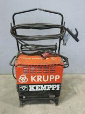 Kemppi Kempak 200 Elektro Elektroden E-Schweißgerät Schweißtransformator #30910