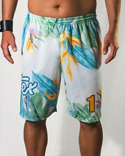 Footex Pantaloncini Beach Volley Palm Tennis Mare Sublimatici Padel