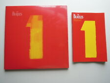 THE BEATLES SEALED 1 LP FIRST PRESS 2000 EMI APPLE ALSO LYRICS & GUITAR BOOKLET