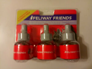 FELIWAY FRIENDS (MULTICAT) 30 DAYS REFIlLS 3 PACK 144ml