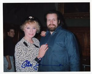 Elke Sommer - German Film and TV Actress - Autographed 8x10 Photo