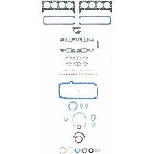 Chevy 350 5.7 Fel Pro Full Engine Gasket Set Kit Head Intake Oil Pan 1987-1996