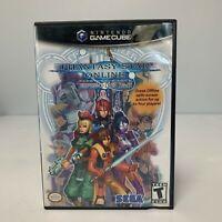 Nintendo GameCube Phantasy Star Online Episode 1 & 2