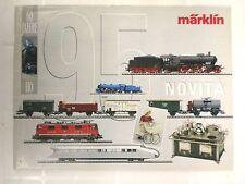 MARKLIN - CATALOGO NOVITA' 95 - HO FS