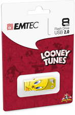 Emtec M750 Looney Toons 16GB USB 2.0 USB Type-A connector Multicolour USB flash
