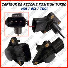 Capteur de recopie position turbo compatible PEUGEOT CITROEN HDI C4 307 407 /136