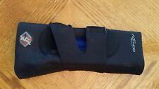 """NEW Donjoy knee brace, lateral """"j"""", black,extra  small, left, 11-0321-1-06060"""
