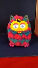 Furby Boom 2012 Purple/Blue/Pink Hearts Electronic Interactive Toy