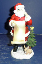 Pipka Santa's List-New in Box-#7131212- 105/9700- Limited Edition- 2012