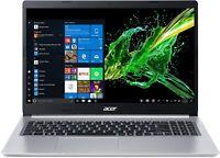 New Acer Aspire 5 Slim Laptop 15.6 Full HDAMD Ryzen 3 3200u 4GB 128GB SSD Laptop