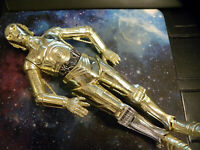 """C-3PO Removable ARM AND LEG 12""""-Hasbro-Star Wars The Empire Strikes Back NICE"""