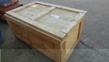 LARGE WOODEN BOX HEAVY DUTY FOR EXPORT STORAGE BOX PALLET CRATE CARTON