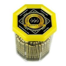 """Premium Pin Company 999 2"""" Bobby Pins Gold 250g"""