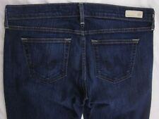 AG ADRIANO GOLDSCHMIED The TOMBOY Relaxed Straight Jeans 5 Yr AGed Size 31R