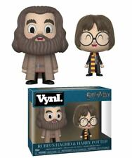 Harry Potter VYNL Vinyl Figuras 2-Paquete Hagrid & harry 10 cm Funko Mini