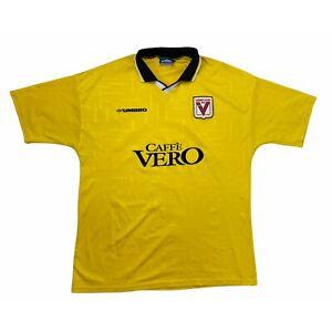 🔥Original Vicenza 90s Away Football Shirt Umbro Vintage - XXL🔥