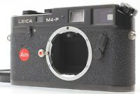 CLA'd [Optical TOP MINT] Leica M4-P Black 35mm Rangefinder Camera from Japan 660