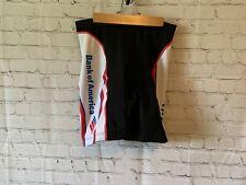 Hincapie Team Bank Of America Bicycle Shorts Size Medium