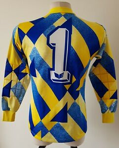 Ultra rare Goalkeeper Erima made in West Germany Player Issue jersey size S #1