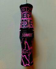 Zink Long Neck Rocker Pink Swirl Goose Call +New Package+Free Dvd