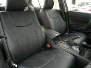 Clazzio Custom Fit Synthetic Leather Seat Covers For Honda Fit - Choose Color