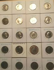1970-1979 Collection of Washington Quarters P/D Complete Set Very Nice