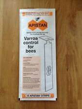 More details for varroa control - 10 pack - from beekeeping supplies uk - excellent date 2023