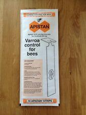 APISTAN - Varroa Control - 10 Pack - expiry Nov 2019 - Beekeeping Supplies UK