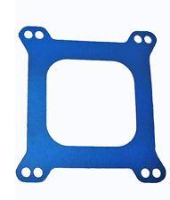 Holley Carburetor Base Gasket Open Flange BLUE NON STICK VITON 1 PACK G4
