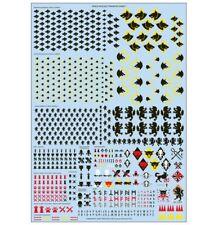 Warhammer 40,000: Space Wolves Transfer Sheet GW NIB