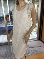 Lim's Vintage Intricate & Delicate Hand Crochet Asymmetry Vest, White One Size