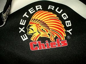EXETER Chiefs rugby jersey shirt size L