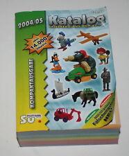 Catalogo sorpresine Kinder Katalog - Su-Fantasia - 2004/05